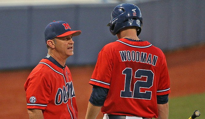 This year marked Ole Miss' 13th NCAA tournament trip in 15 seasons under Mike Bianco's direction. Photo courtesy Joshua Mccoy Ole Miss Athletics
