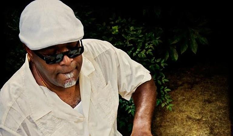 Jackson blues artist Adib Sabir performs at Wednesday, June 3, at Underground 119. Photo courtesy Adib Sabir