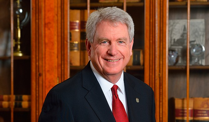 The University of Mississippi Medical Center announced Thursday that former chancellor Dan Jones will be leading clinical research at the Mississippi Center for Obesity Research. Photo courtesy Ole Miss/Robert Jordan