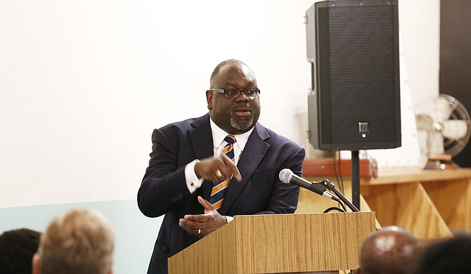 U.S. District Judge Carlton Reeves heard arguments in April in a case over a federal consent decree at Walnut Grove, which a private prison company manages on behalf of the Mississippi Department of Corrections.
