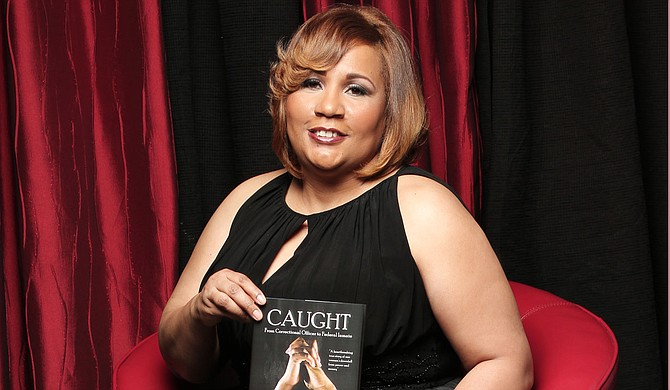 """Author Janice Singleton's """"Caught"""" tells the lessons that she learned going from a Mississippi corrections officer to a federal inmate. Photo courtesy Janice Singleton"""