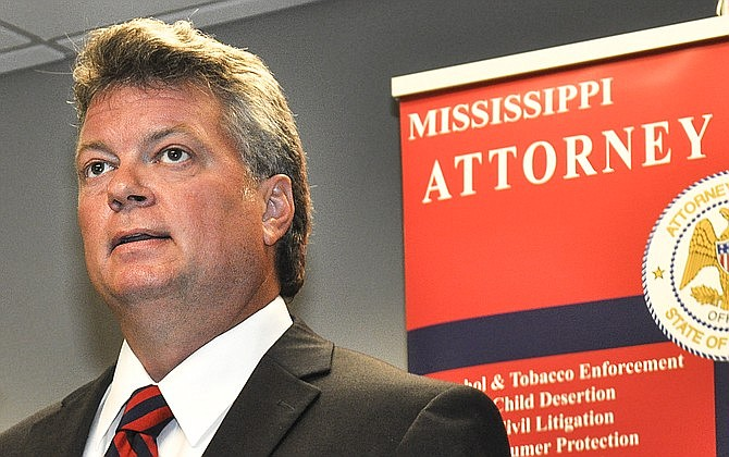 Attorney General Jim Hood said today that same-sex marriages remain on hold pending action by the federal appeals court.
