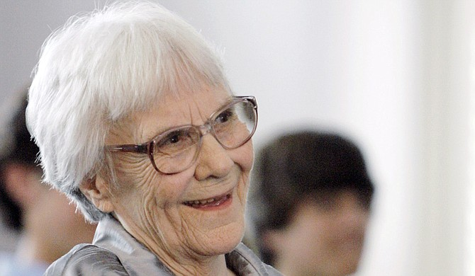 """Harper Lee's second novel, """"Go Set a Watchman,"""" will be released July 14. Photo courtesy Rob Carr/AP Images"""