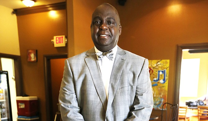 Eric Stringfellow wants to go from the newsroom to the board room as the Hinds County supervisor for District 5.