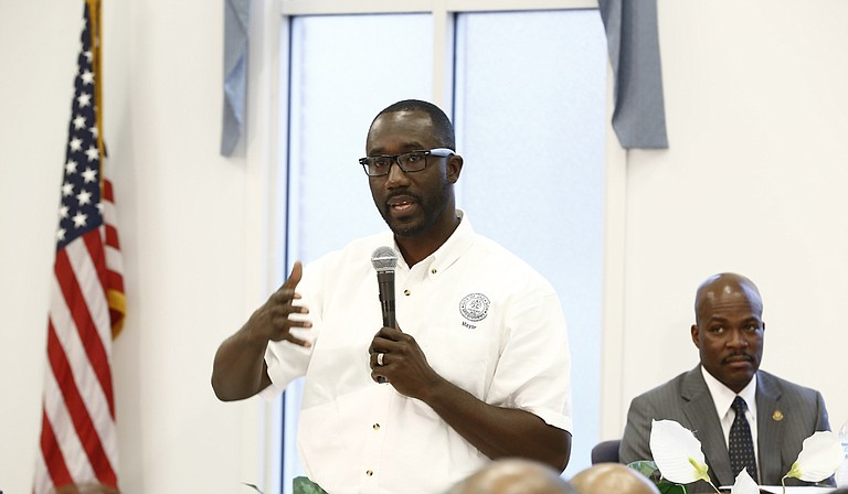 Mayor Tony Yarber's budget was for about $509 million—$494 million in anticipated revenues and a deficit of $15 million. To close that hole, Yarber proposed the tax increase along with furloughing most full-time workers one day each month.