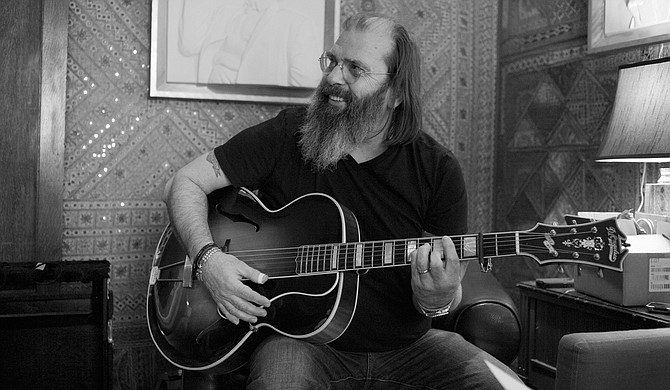 Acclaimed singer-songwriter Steve Earle is the latest person to join the flag debate though his voice comes in the form of a good-old-fashioned protest song. Photo courtesy Ted Barron