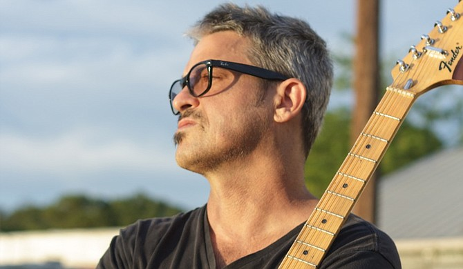 Jackson singer-songwriter Jason Daniels performs Friday, Oct. 9, at Fenian's Pub. Photo courtesy Jason Daniels