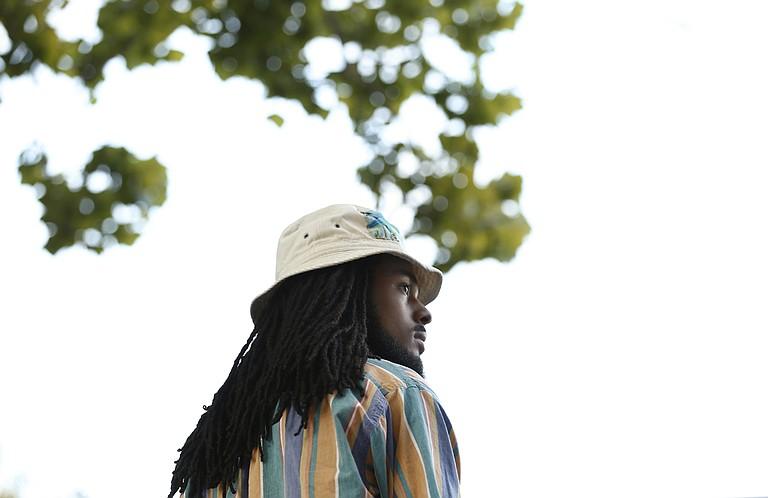 "Jackson hip-hop artist Tlo da Champ released his debut mixtape, ""Lucid Dreamzzz's,"" on Friday, Sept. 11."