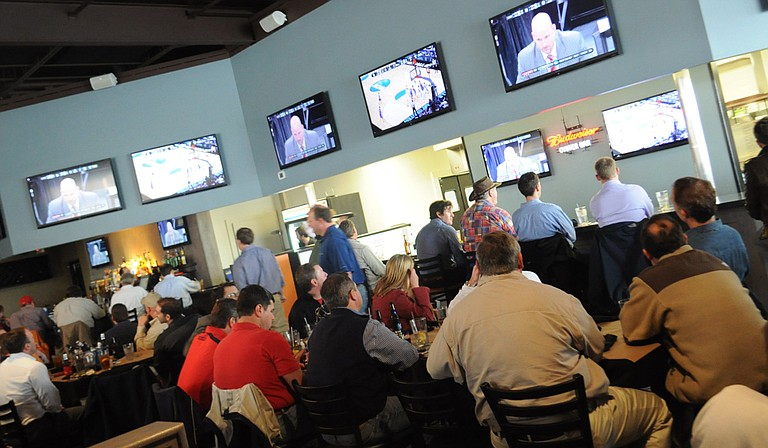 This year, Capitol Grill was a finalist for Best of Jackson categories such as Best Place to Watch the Game.