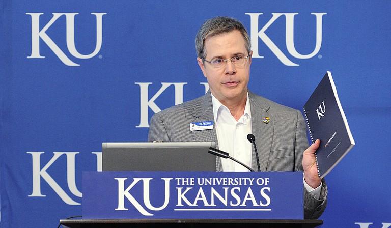 Photo courtesy University of Kansas