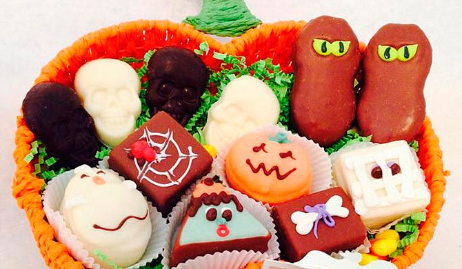 Local businesses such as Nandy's Candy will have spooky Halloween treats this year. Photo courtesy Nandy's Candy