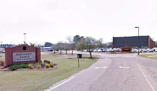 Northwest Rankin High School avoided legal trouble last week after issuing a district-wide email reminding employees to comply with a court order that enforces the Establishment Clause—preventing its employees from establishing or promoting religion. Photo courtesy Google Maps