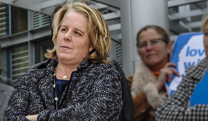 Roberta Kaplan, an attorney from New York City who litigated the U.S. Supreme Court case that struck down the Defense of Marriage Act case in 2013, is representing four Mississippi couples suing the attorney general, governor and MDHS over the state's ban on same-sex adoption. Trip Burns/File Photo