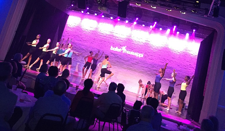 """Ballet Mississippi held its event, """"First Moves,"""" at Duling Hall on Thursday, Oct. 8, to show Jacksonians what's in store for the company in the 2015-2016 season."""