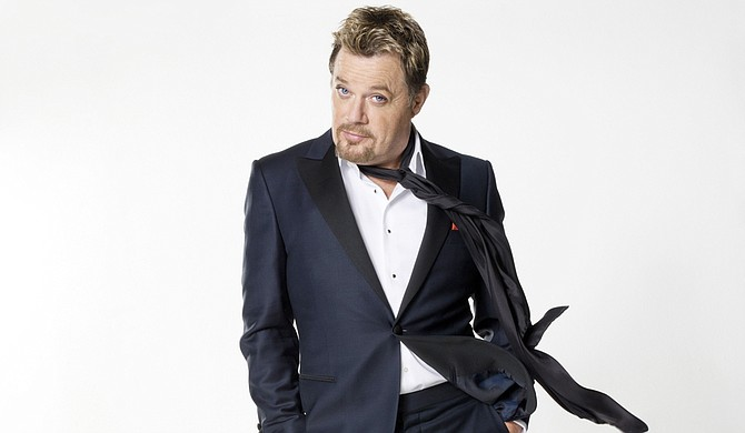 British comedian Eddie Izzard performs Monday, Dec. 7, at Temple Theater for the Performing Arts in Meridian. Photo courtesy Amanda Searle