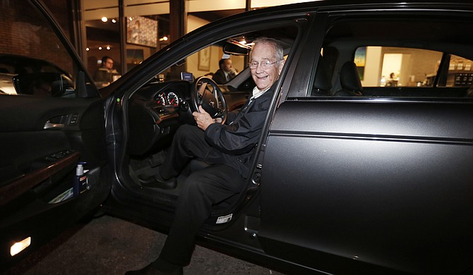Jack McDaniel, an Uber driver in Jackson, averages 40 to 50 rides weekly and makes more than $500 a week.
