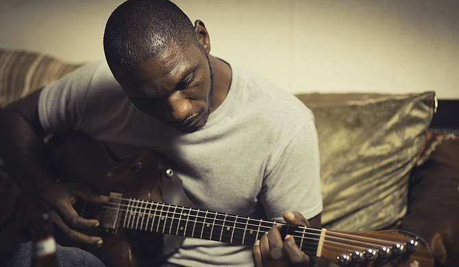 "Blues artist Cedric Burnside's latest album, ""Descendants of Hill Country,"" was recently nominated for a Grammy Award. Photo courtesy Cedric Burnside"