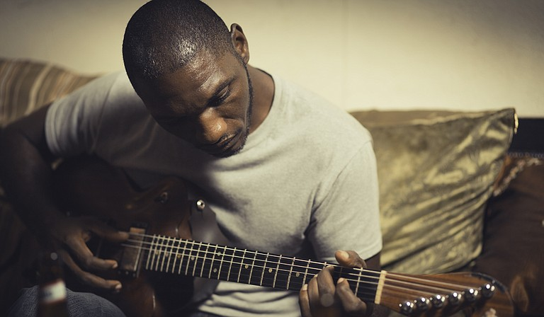 """Blues artist Cedric Burnside's latest album, """"Descendants of Hill Country,"""" was recently nominated for a Grammy Award. Photo courtesy Cedric Burnside"""