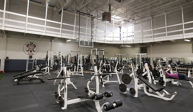 A number of renovations are in the works this year at the downtown YMCA, including the gym's two full-service basketball courts being converted into a three-section functional fitness facility, renovation and painting of the existing workout room, and new studios for exercise classes.