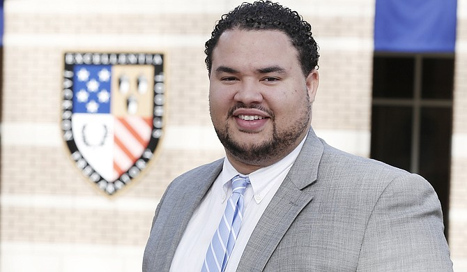 Adam Mangana, the new chief diversity officer at Jackson Prep, believes his addition shows the school wants to better reflect the demographics of Mississippi.