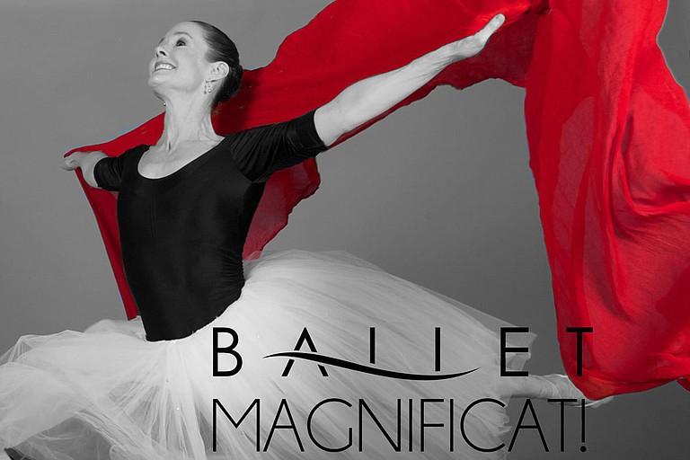 Photo courtesy Ballet Magnificat!
