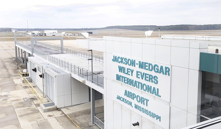 The Jackson Medgar Wiley Evers International Airport sits in the middle of districts that Sen. Josh Harkins, R-Flowood, and Sen. Dean Kirby, R-Pearl, represent. Airport officials are finalizing a strategic plan that calls for the development of airport-owned land for aviation businesses.