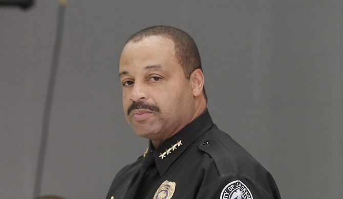 Jackson Police Chief Lee Vance