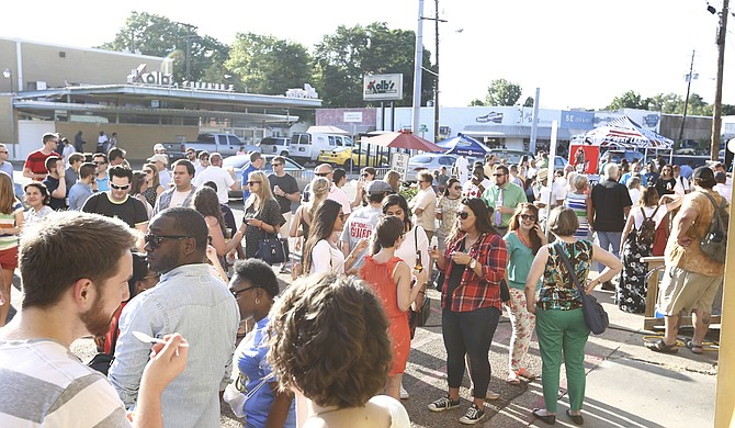 Fondren's First Thursday, a popular monthly event in Jackson, has been reinvented this year to be better than ever before.