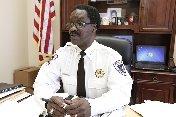 "Sheriff Victor Mason says he is going to ""clean house"" of corruption in the Hinds County jails."