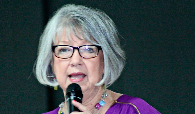 Joyce Helmick, president of the Mississippi Association of Educators, says the Mississippi Legislature isn't giving public schools the opportunities they're due. Photo courtesy Mississippi Association of Educators