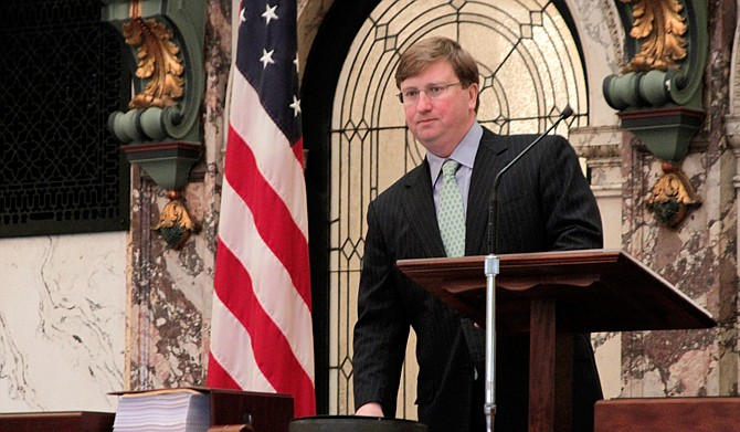 Lt. Gov. Tate Reeves supports a Mississippi Senate bill that will prohibit Medicaid from reimbursing recipients who receive birth control, sexually transmitted infection and cancer screenings at the state's only Planned Parenthood clinic.