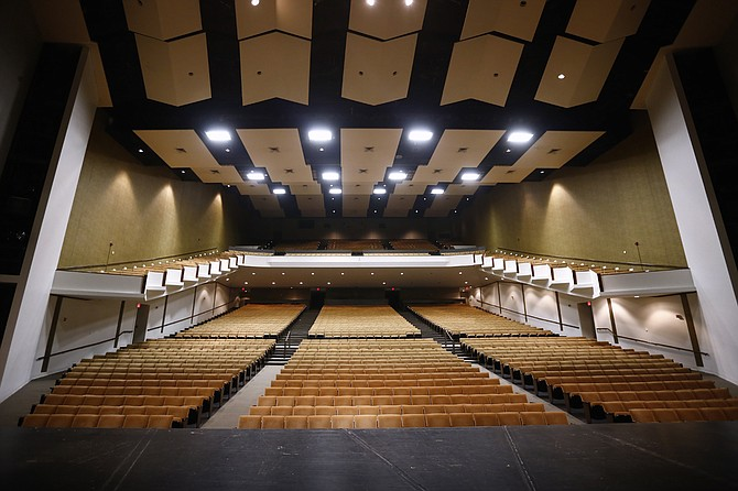 The large-scale restoration of Thalia Mara Hall's venue, made possible in large part through donations from nonprofit group Friends of Thalia Mara Hall, has played a significant role in the theater's recent surge in business.