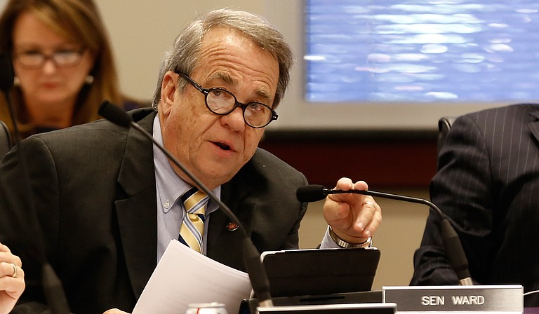Former Sen. Giles Ward, R-Louisville, received $1,597 worth of luxury trips, meals and alcohol from the Mississippi Manufacturers Association in 2015 alone. Imani Khayyam/File Photo