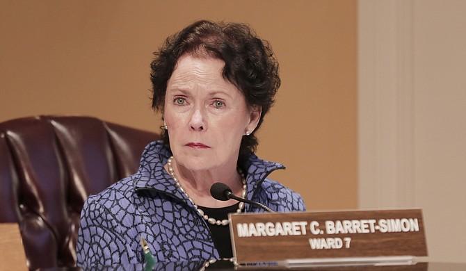 Ward 7 Councilwoman Margaret Barrett-Simon wants more local control for neighborhoods.