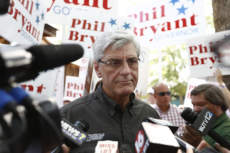 Gov. Phil Bryant signed House Bill 1523 into law Tuesday morning, saying the bill reinforces religious-freedom rights.