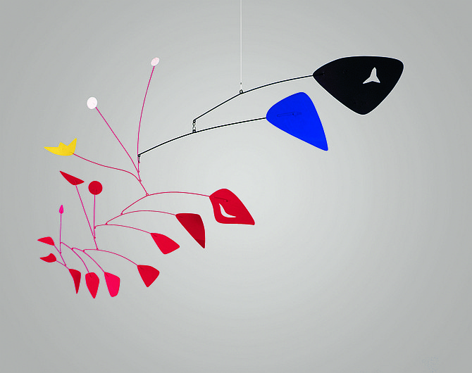 """The Mississippi Museum of Art's newest exhibit, """"When Modern Was Contemporary,"""" will exhibit 20th century art from artists such as Alexander Calder. Photo courtesy Mississippi Museum of art"""