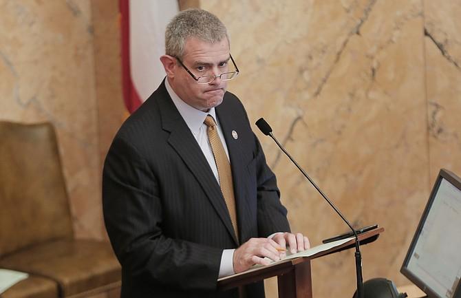 House Speaker Philip Gunn, author of HB 1523