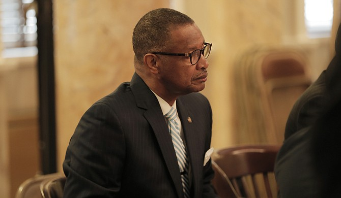 Sen. Sollie Norwood, D-Jackson, serves as one of the chairmen of the Black Legislative Caucus.
