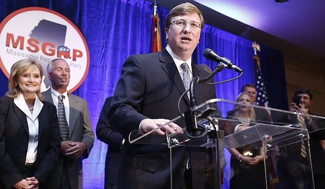 Lt. Governor Tate Reeves is push for tax cuts despite weak revenues and mid-year budget cuts for state agencies.