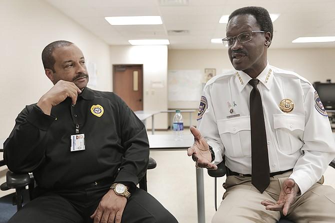 Jackson Police Chief Lee Vance and Sheriff Victor Mason have joined forces to create a new operation to attack crime and quality-of-life issues in the City.