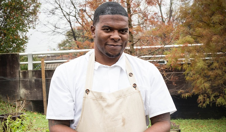 "Nick Wallace cooked for the ""Mississippi Mama's Potluck"" dinner at the James Beard House on April 13 and will prepare a pop-up menu for Museum After Hours on April 21 at the Mississippi Museum of Art. Photo courtesy Christina Cannon Boteler"