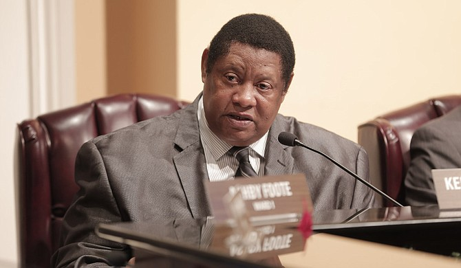 Ward 3 Councilman Kenneth Stokes wants to make the law tougher on people firing guns into the air in Jackson. But state law may get in the way.