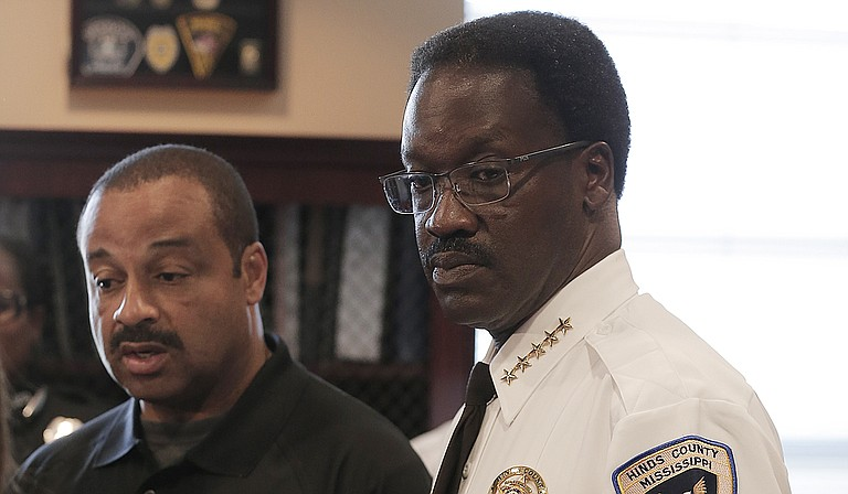 Jackson Police Department Chief Lee Vance and Hinds County Sheriff Victor Mason launched Operation Side by Side, an operation to target crime in the city as the summer months heat up.