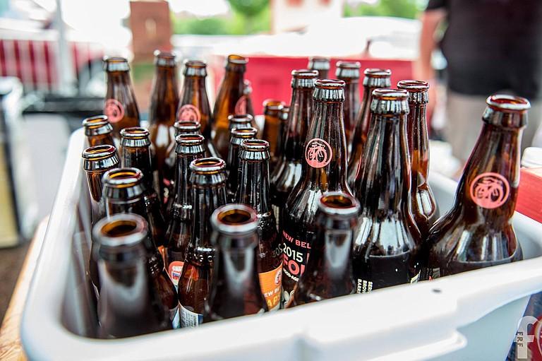 The Mississippi Craft Beer Festival is Friday, June 24, at Duling Hall. Photo courtesy Fondren Renaissance Foundation