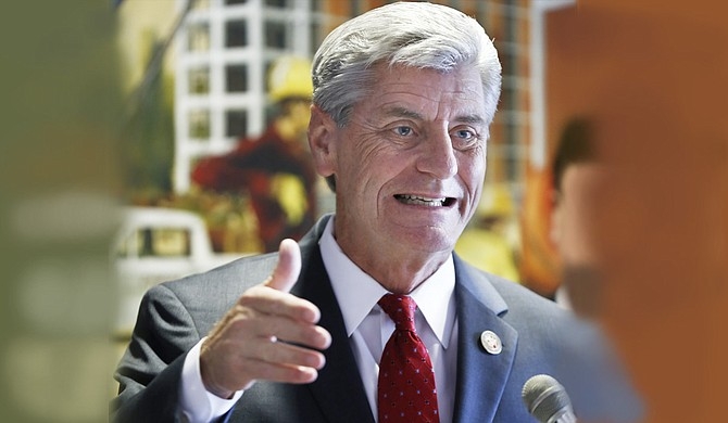 Gov. Phil Bryant told the Associated Press on Thursday that he intends to join an 11-state lawsuit filed in Texas against the federal government and various federal agencies over Obama's transgender bathrooms in public schools directive.