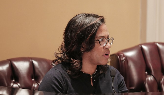 City officials confirmed this weekend that Jackson's Director of Public Works Kishia Powell tendered her resignation.