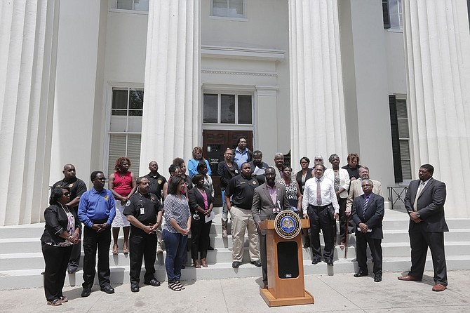 On June 3, Mayor Tony Yarber declared the City of Jackson's participation in National Re-entry Month.