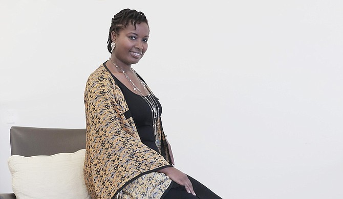 Lashanda Brumfield opened Sassy Classy Curvy Bridal Outlet in January of this year.