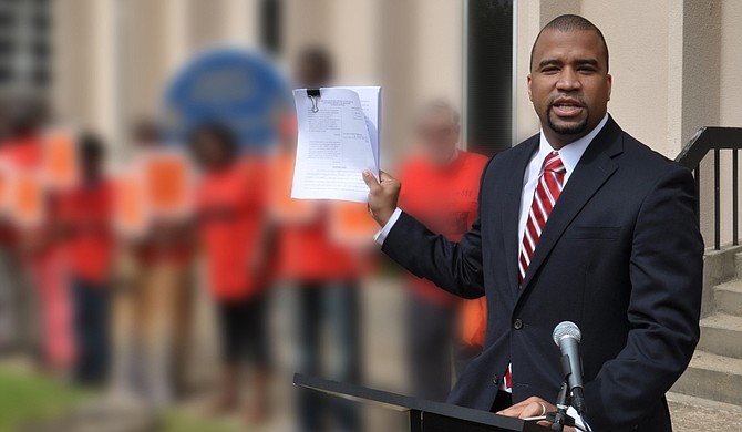 Jody Owens, the managing attorney for the Southern Poverty Law Center, hopes that the state will reinvest money saved from closing Walnut Grove in other services for individuals like job programs. Trip Burns/File Photo