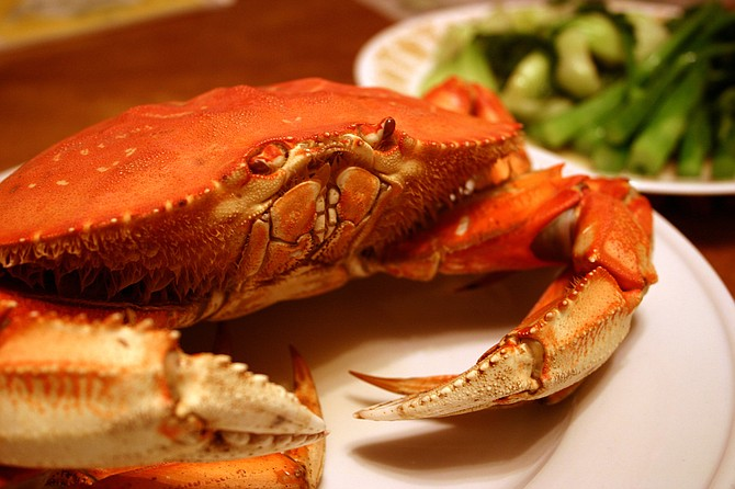 June birthdays are a perfect time to create dishes with soft-shell crabs. Photo courtesy Flickr/sfllaw